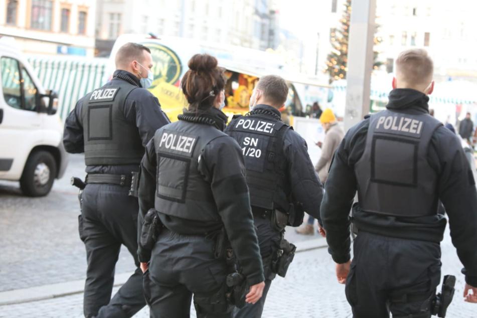 Bereits in den vergangenen Wochen wurde die Maskenpflicht in der Innenstadt immer wieder kontrolliert.