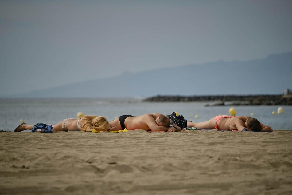 Tui bietet für Personen, die auf den Kanaren Urlaub machen möchten, einen Corona-Schnelltest an.