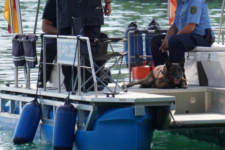 Leichenspürhunde im Einsatz: Suche nach vermisstem Mann geht weiter
