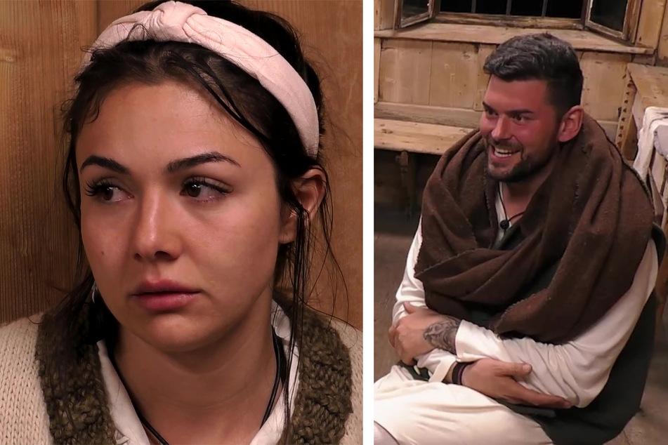 """Alm-Abbrecherin Katharina Eisenblut (27) und Ioannis """"Janni"""" Amanatidis (31) werden in diesem Leben keine Freunde mehr."""