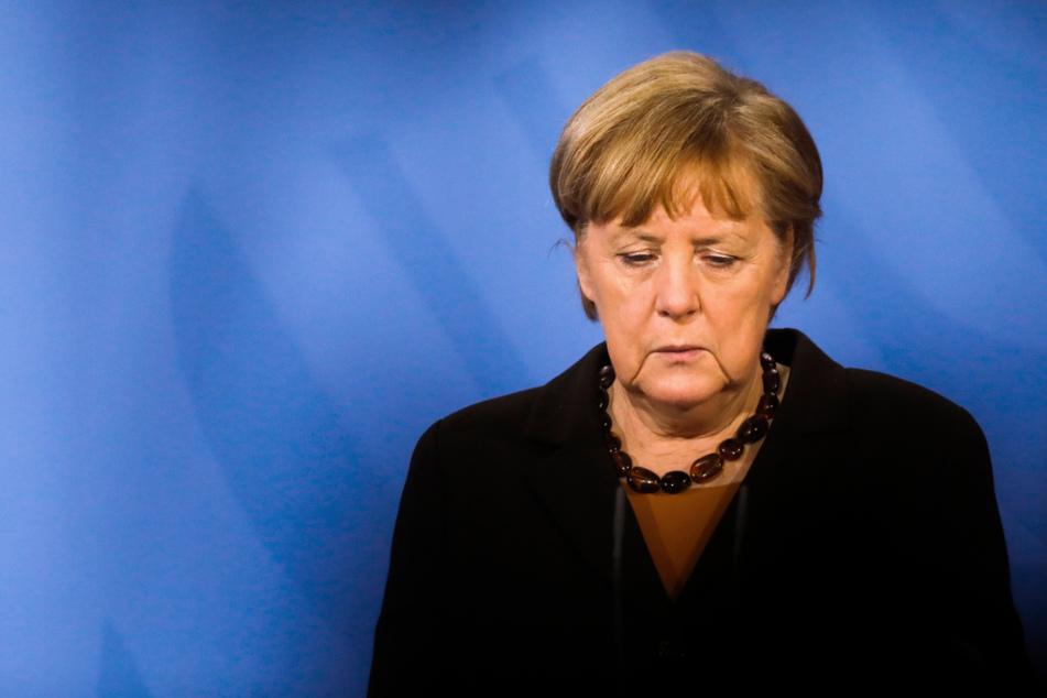 Merkel bekräftigt: Entscheidung über schärferen Pandemiekurs fällen Bund und Länder