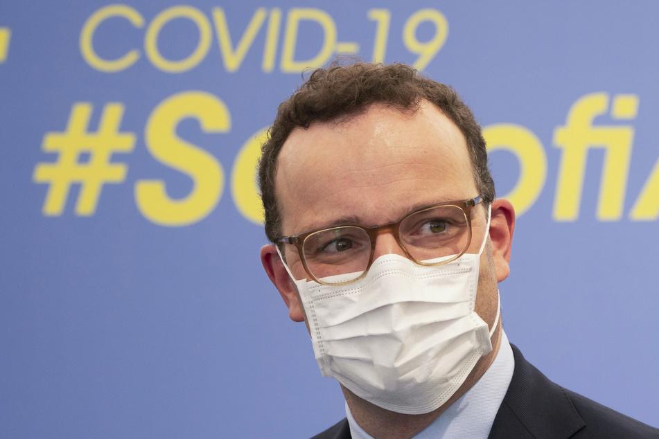 Bundesgesundheitsminister Jens Spahn (CDU) ist ebenfalls mit dem Coronavirus infiziert.