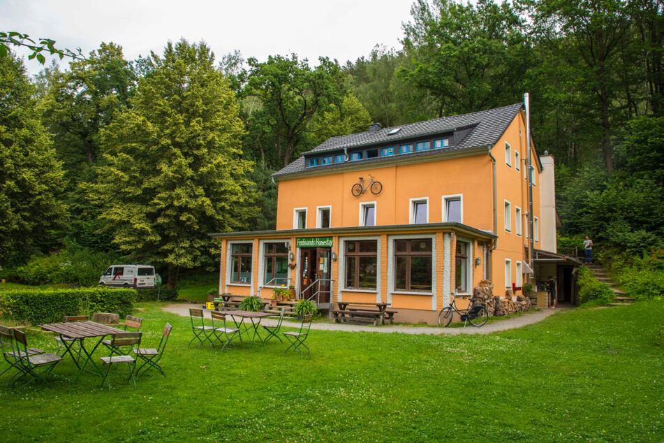 Das Aktivhostel Ferdinands Homestay in Königstein hat noch Platz für Ferienkinder.