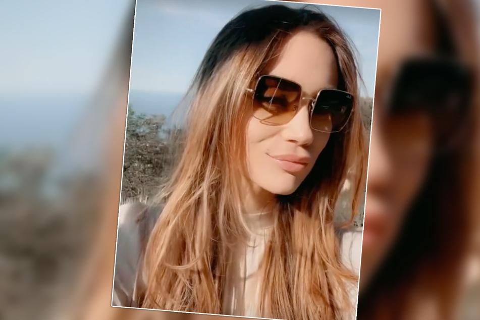 Die junge Schönheit und Söder-Tochter Gloria-Sophie Burkandt startet jetzt als Model durch.