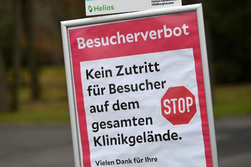 Deutschlandweit am stärksten von der Corona-Pandemie betroffenen ist derzeit der Landkreis Hildburghausen in Thüringen.