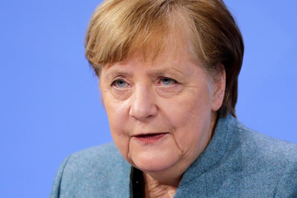 Merkel will auf Nummer Sicher gehen.