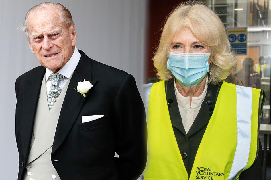 Prinz Philip immer noch in Klinik: Jetzt spricht Herzogin Camilla