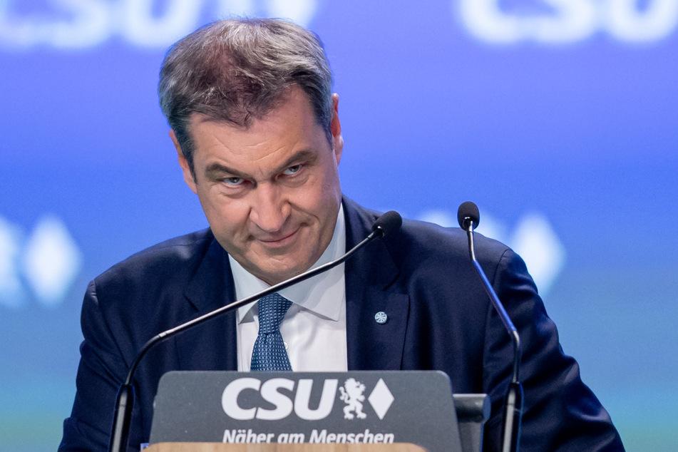 Markus Söder (54), CSU-Parteivorsitzender und Ministerpräsident von Bayern ist überzeugt, dass Einkommenseinbußen die Impfbereitschaft in Deutschland steigern.