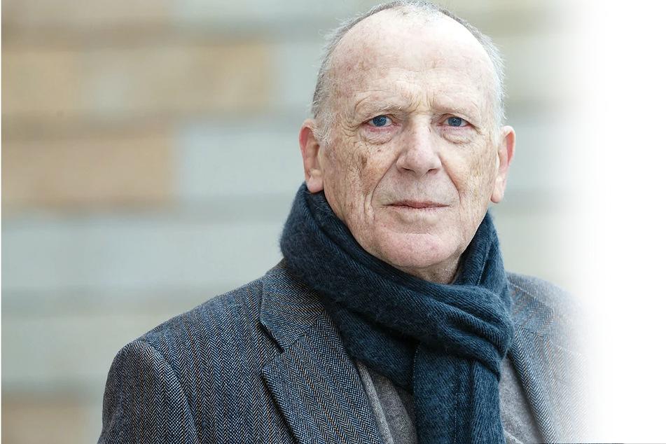 """Wolfgang Kohlhaase (89) zu Gast am Mittwoch bei """"MDR um 4""""."""