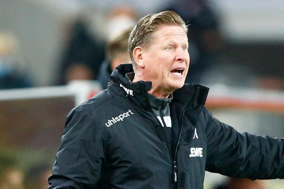 FC-Coach Markus Gisdol (51) kann gegen Borussia Dortmund nicht auf Jorge Mére (23) und Sebastian Andersson (29) zurückgreifen.