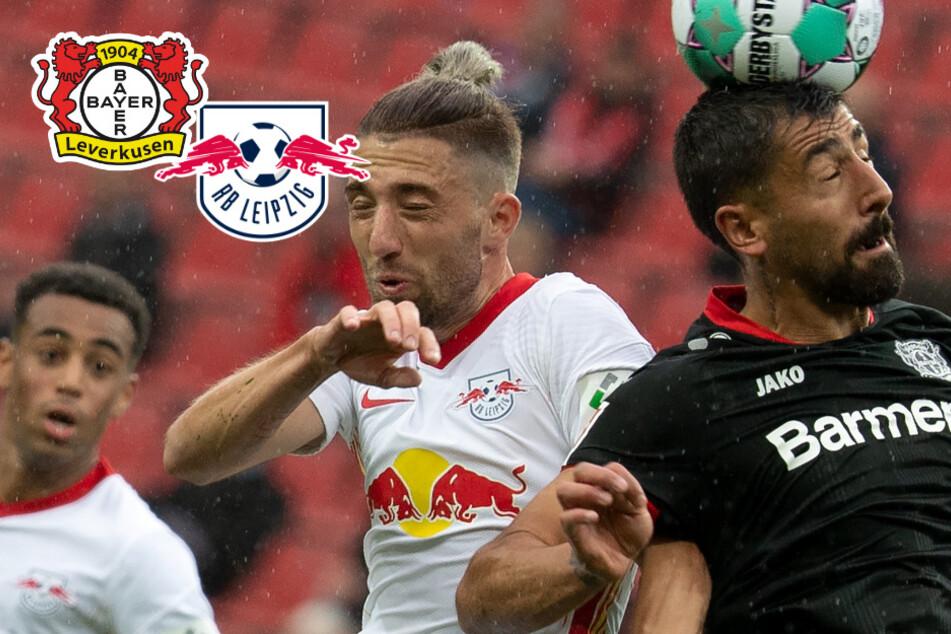 Rasantes Match! RB Leipzig sichert bei Sörloth-Debüt in Leverkusen einen Punkt