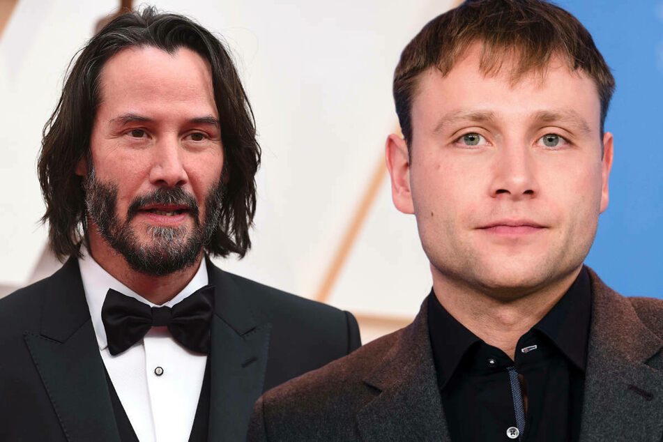 """Max Riemelt über """"Matrix""""-Dreh: """"Mit Keanu Reeves zu drehen, war komisch"""""""