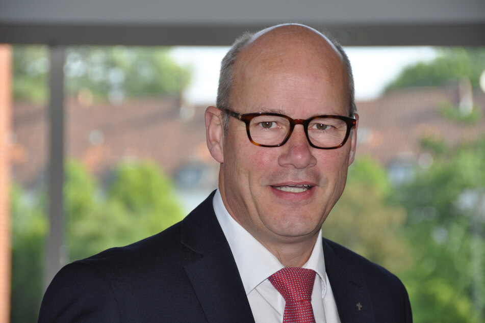 Thies Gundlach (65) ist Vizepräsident des Kirchenamtes der Evangelischen Kirche Deutschlands.