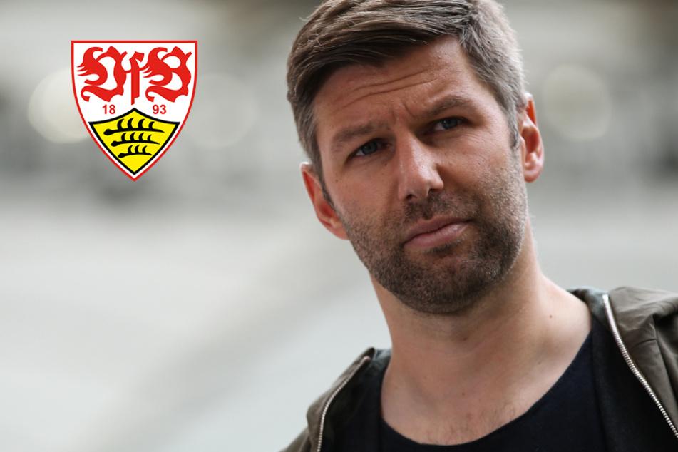 """VfB-Boss Hitzlsperger spricht Klartext nach Kritik an Nachwuchsarbeit: """"Kein schlechter Wert!"""""""