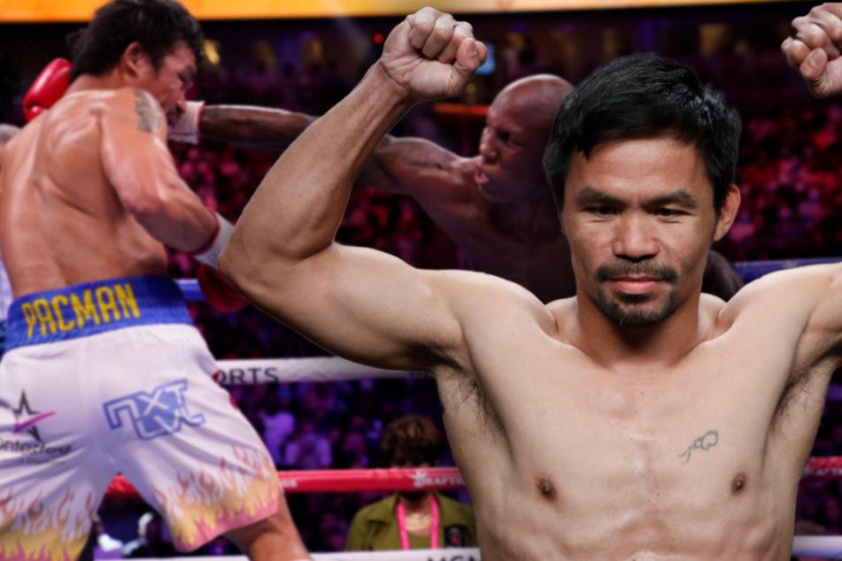 Box-Legende macht nach Niederlage Schluss: Manny Pacquiao hängt die Handschuhe an den Nagel!