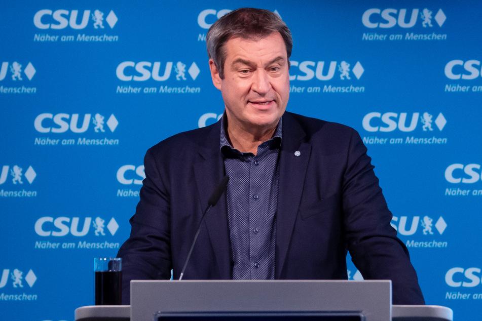 Markus Söder (54) und die CSU wollen im Endspurt des Bundestagswahlkampfs ihre konservativen Stammwähler mobilisieren.