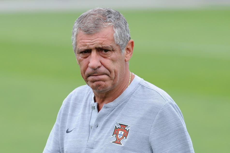 Fernando Santos ist der Nationaltrainer Portugals.