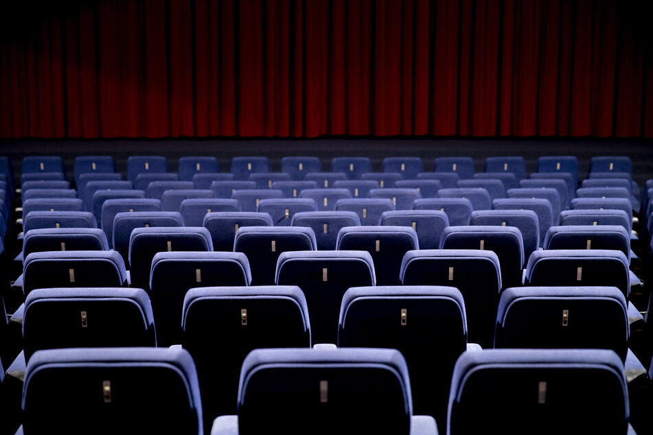 Noch steht der Kinosaal des Delphi Filmpalasts am Berliner Zoo leer, doch das soll sich bald ändern.
