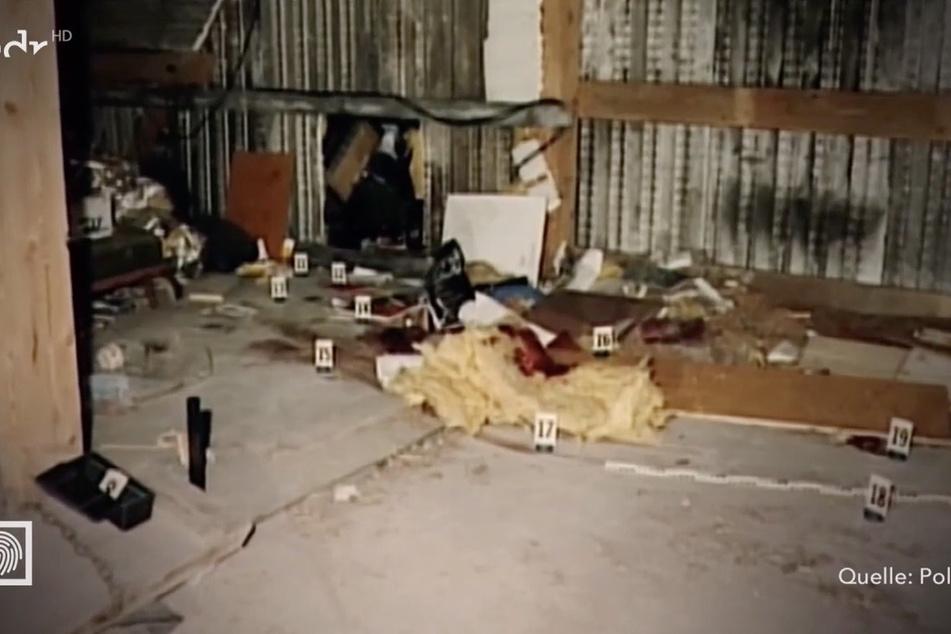 Auf dem Dachboden der Familie wurde Heikes Leiche gefunden.