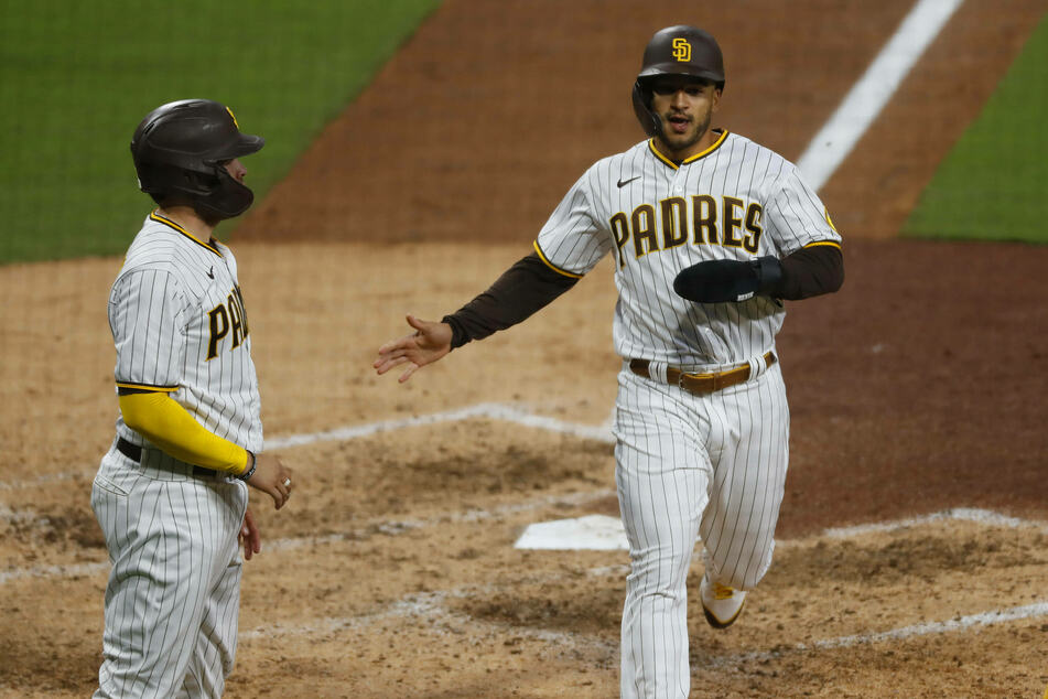 MLB: Padres revel in spoiler role as they walk off in extra innings over the Giants
