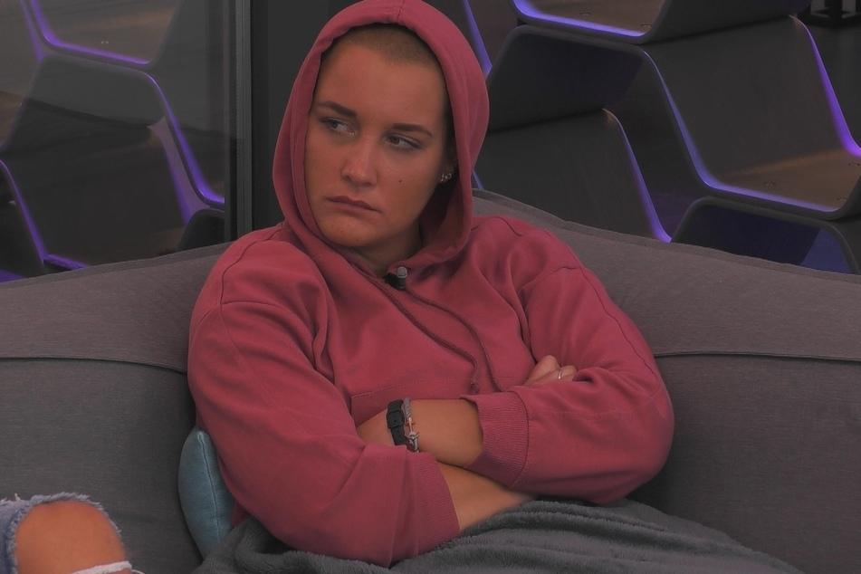 Dauer-Nörglerin Michelle (26) begreift noch immer nicht, dass man bei Big Brother eben irgendwann nominiert wird...