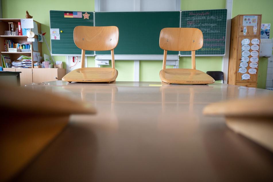 In Sachsen-Anhalt wurde die Präsenzpflicht sowohl an Grund- als auch an weiterführenden Schulen ausgesetzt. (Symbolbild)