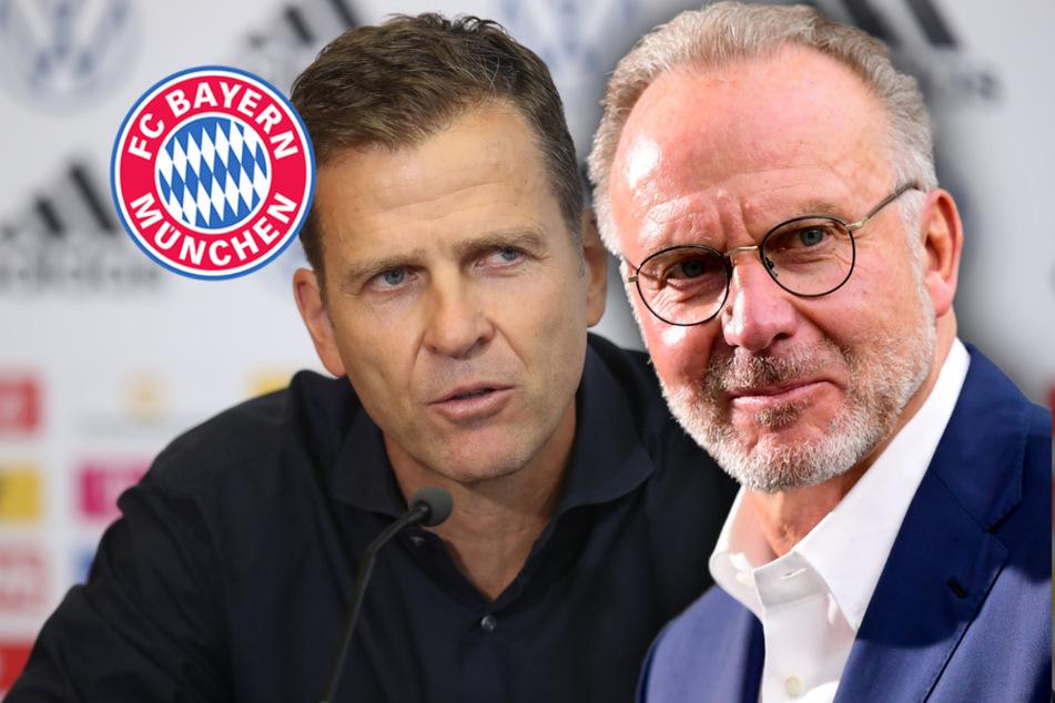 """Illoyal"": Bayern-Boss Rummenigge packt über DFB-Sportdirektor Bierhoff aus"