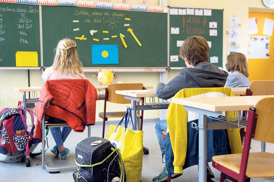 Dresden: Kultusminister will die Grundschulen öffnen: Sachsens Lehrern gehen Pläne nicht weit genug