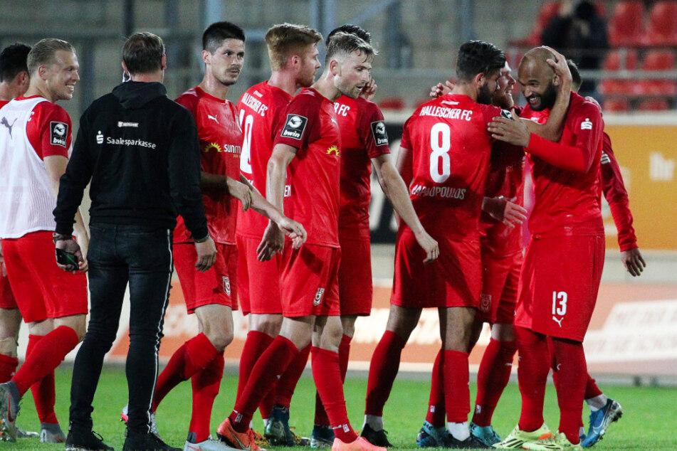 Der HFC konnte am Ende einen deutlichen Erfolg gegen Mannheim feiern und meldete sich im Kampf um den Klassenerhalt eindrucksvoll zurück.