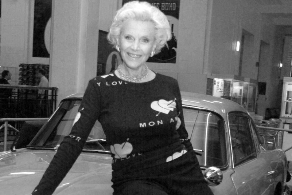James Bond-Schauspielerin Honor Blackman ist tot