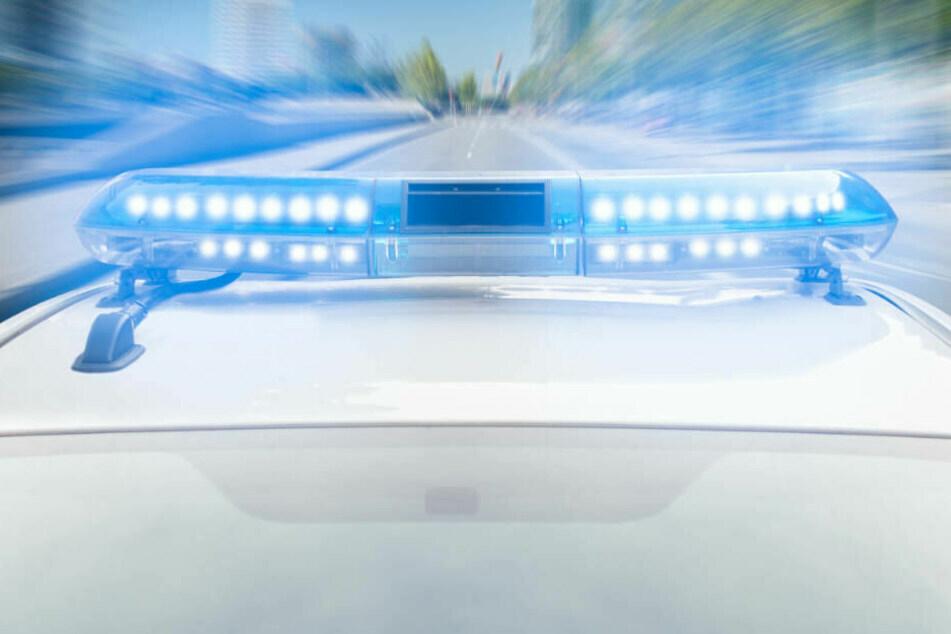 Am Samstag war die Polizei Zwickau wegen zwei Autokorsos in Werdau und Zwickau im Einsatz. (Symbolbild)