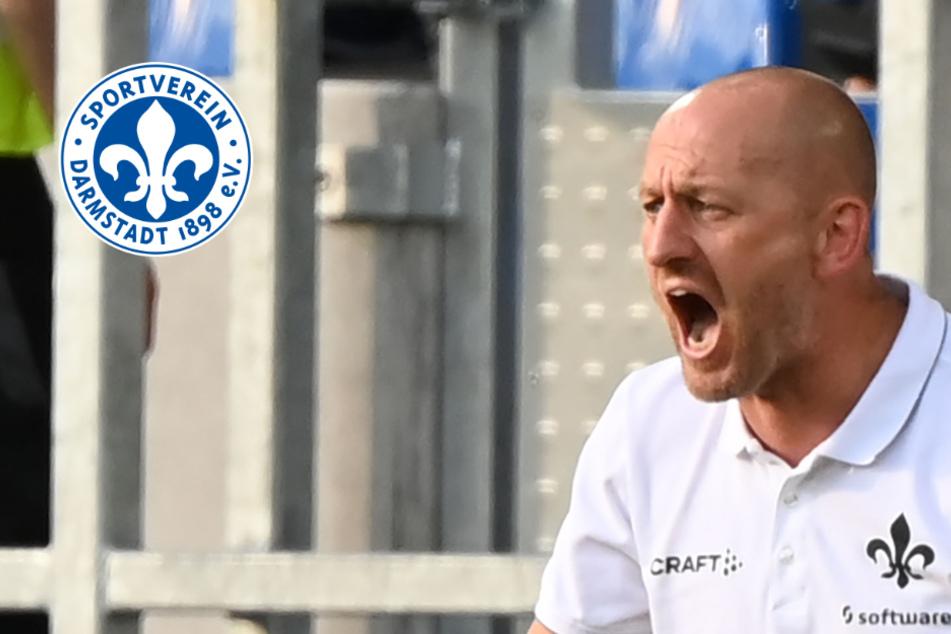 """Lilien-Trainer Lieberknecht vor Spiel gegen Rostock: """"Wollen geile Leistung zeigen!"""""""