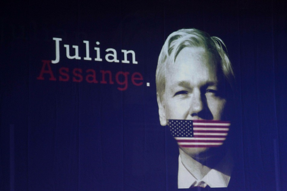 WikiLeaks founder Julian Assange could face up to 175 years in prison in the US on charges of stealing and publishing classified material on US military operations.