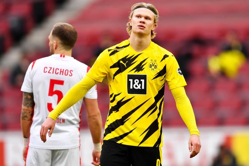 Zwei norwegische Fernsehexperten stellten ausgerechnet die Mentalität von BVB-Star Erling Haaland (20) infrage!