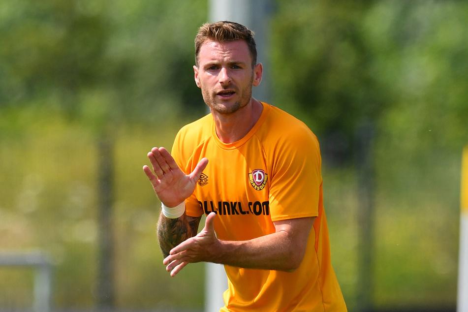 Mann mit Erfahrung: Neuzugang Michael Sollbauer soll bei Dynamo Verantwortung übernehmen.