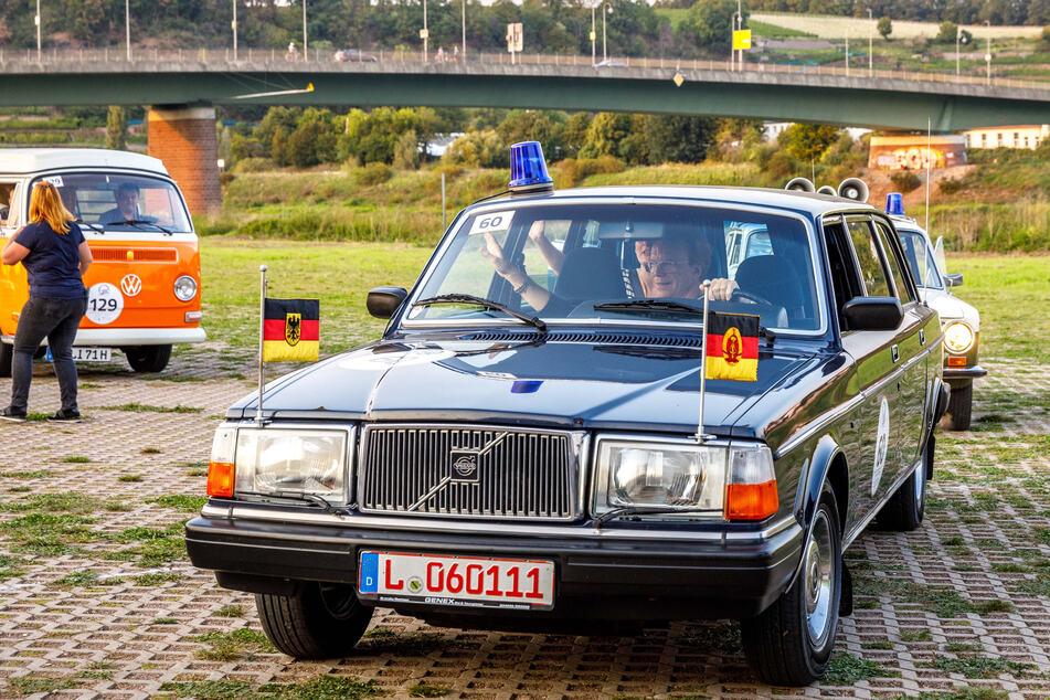 Die Stretch-Limousine gehörte einst zum Fuhrpark Erich Honeckers.