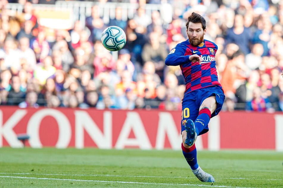 Geht Lionel Messi tatsächlich in die Serie A? Wohl eher nicht.