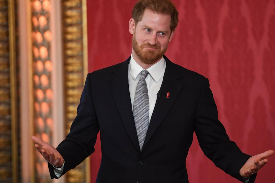 Prinz Harry lästert über die Verfassung der USA: Es hagelt einen Shitstorm