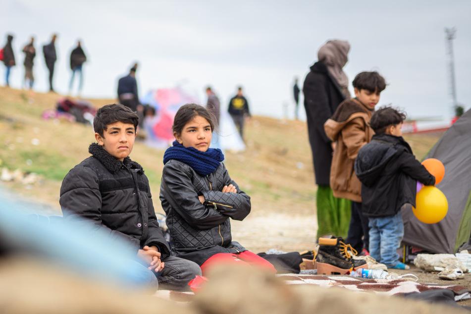 Streit mit EU: Türkei will Grenze für Flüchtlinge weiterhin offen halten
