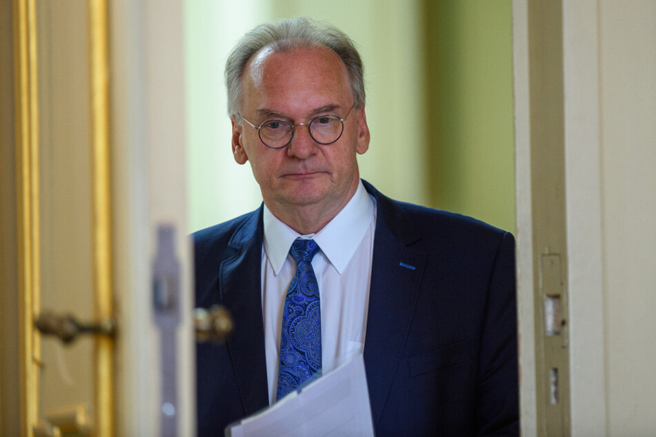 Sachsen-Anhalts Ministerpräsident Haseloff tritt wieder an