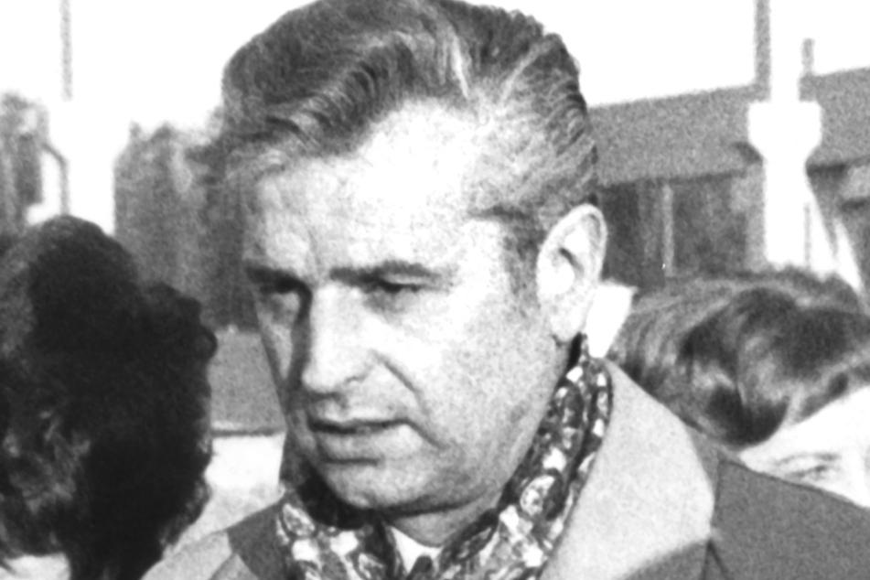 Der ehemalige DDR-Sportfunktionär Günther Heinze starb im Alter von 97 Jahren. Hier ist er im Jahr 1970 zu sehen.