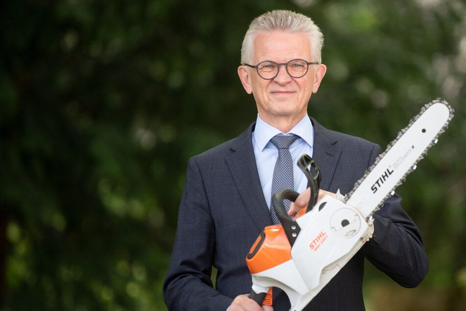 Wegen Corona: Kettensägen-Hersteller Stihl macht 2020 Rekordumsatz!