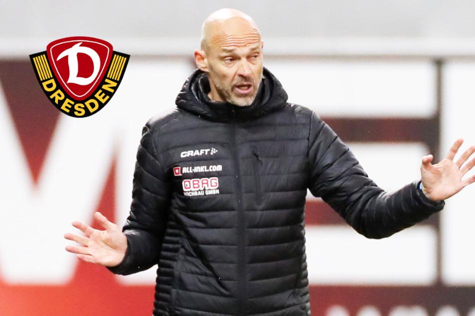 """Dynamo-Coach Schmidt: """"Dieser Zähler kann am Ende noch Gold wert sein"""""""