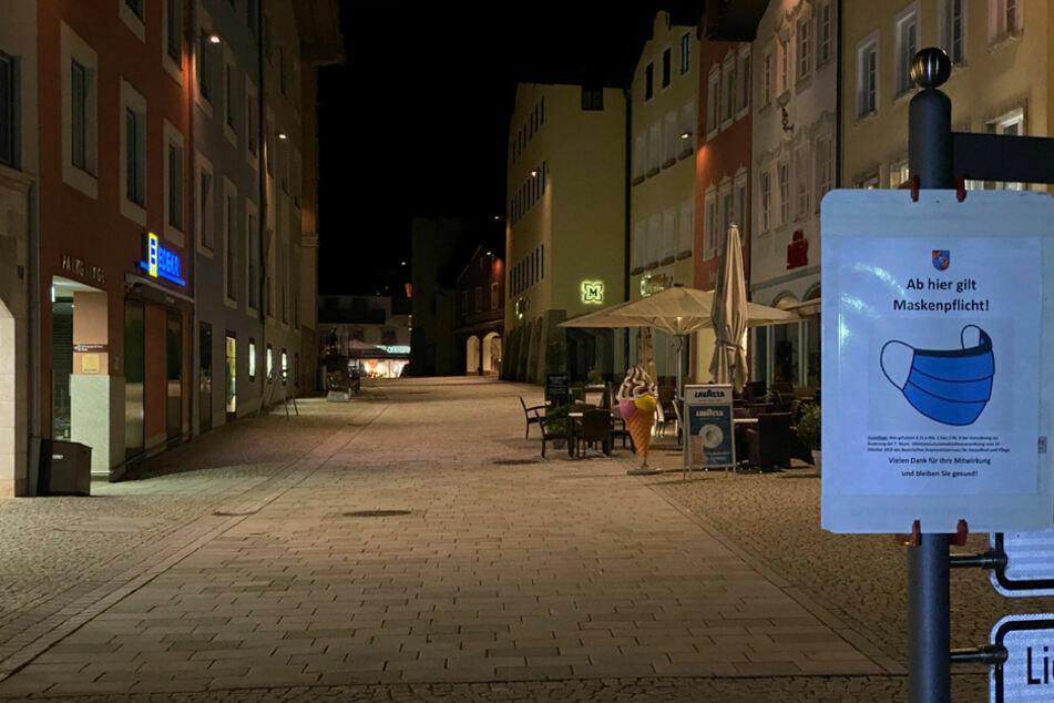 Corona in Bayern: Politik und Gesellschaft kämpfen gegen die Ausbreitung von Sars-CoV-2