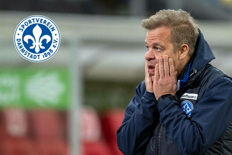 Verletzungspech beim SV Darmstadt 98: Drei Spieler fraglich, einer fehlt bis Saisonende