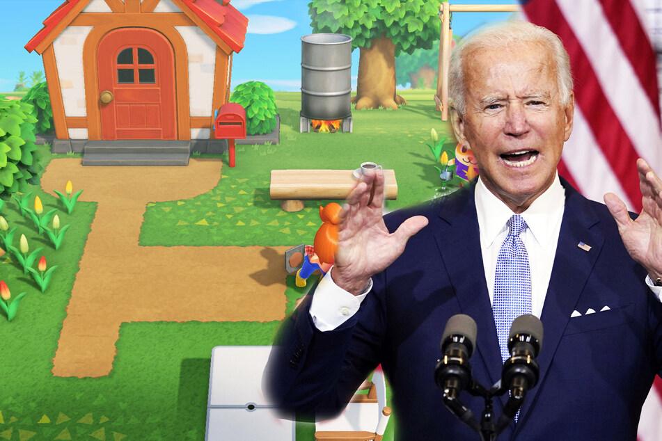 US-Wahlkampf in Spielewelt verlagert: In diesem Game kann man jetzt Biden unterstützen