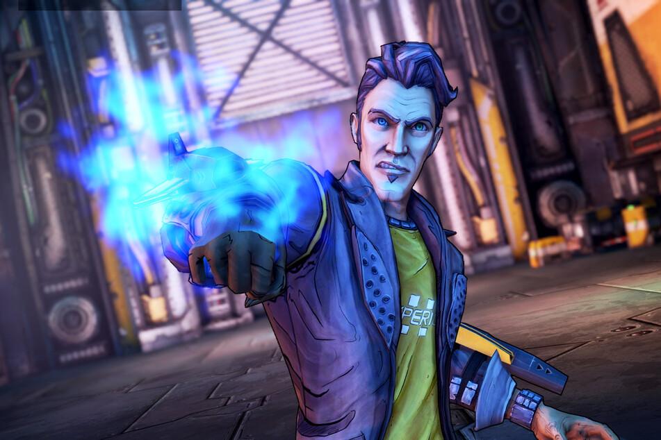 """Mit der """"Legendary Collection"""" habt Ihr nun auch die Möglichkeit, die ersten Teile von """"Borderlands"""" auf der Switch zu spielen. Zu erleben gibt es unter anderem den Kampf gegen einen der beliebtesten Schurken der Spiele-Geschichte: Handsome Jack."""