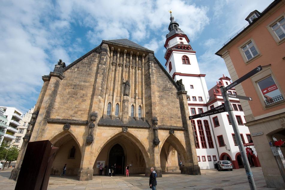 Die Stadtführung endet mit einer musikalischen Vesper in der Jakobikirche.