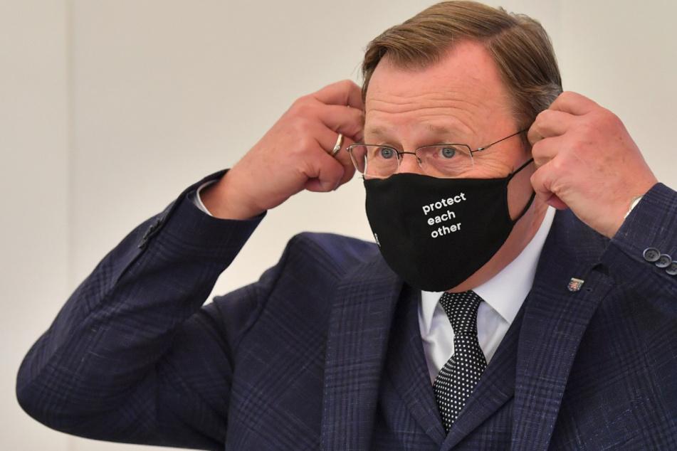 Mittelfinger-Geste von Bodo Ramelow wird kontrovers diskutiert