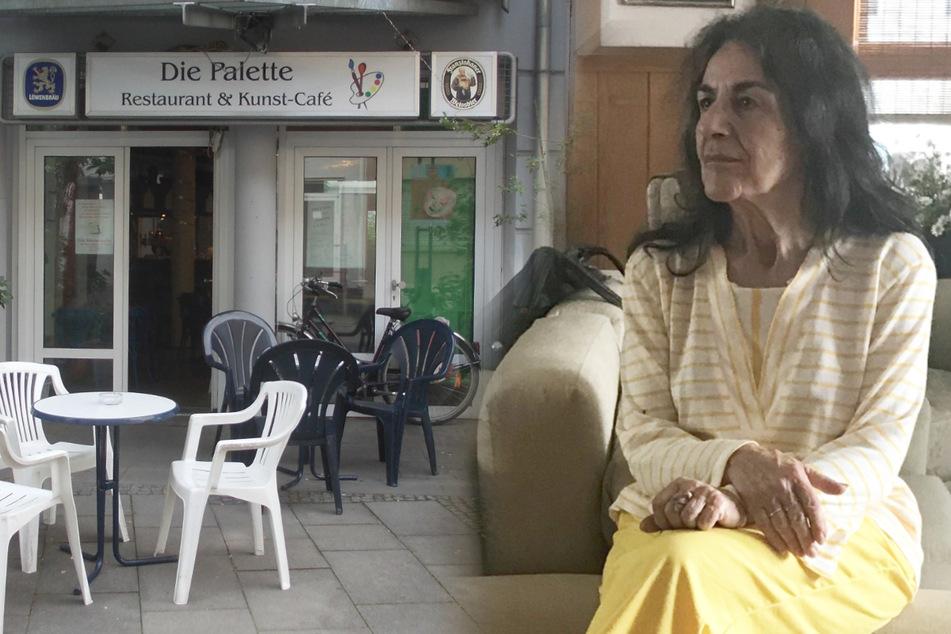 Keine Hilfen! Kunst-Café steht vor dem finanziellen Aus: Wirtin stemmt sich dagegen
